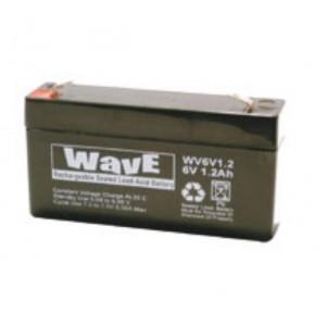 Batteria 6V 1,2A/h