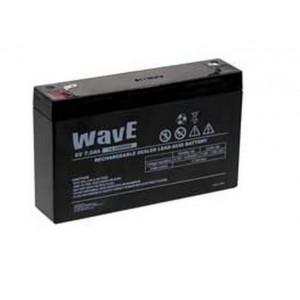 Batteria 6V 7A/h