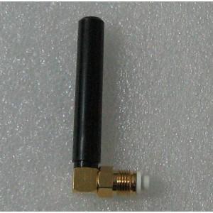 Antenna GSM ministilo a 90° con connettore FME/F