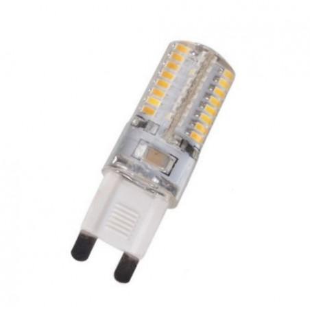 Lampada LED G9 64 SMD 3014 220V 3W