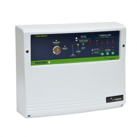 ART. 200028 - Protec 4 con chiave elettronica