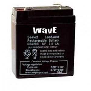 Batteria 6V 2A/h