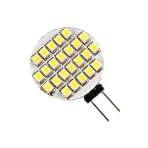 Lampada 12 LED SMD attacco G4 - 12V