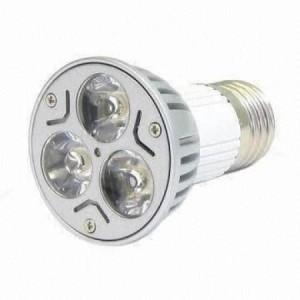 Lampada LED 3w attacco E27 luce bianca