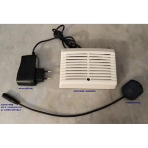 ART. 120033 - MCK4 Kit Wireless N.A. con suoneria
