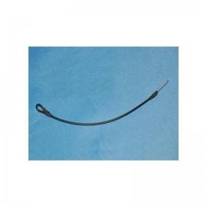 ART. 110022 - 1000 cordini in acciaio smaltato colore nero mod. HTAL01-NE