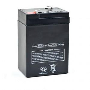 ART. 210047 - Batteria 6V 4.0A/h - 4.5A/h