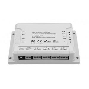 ART. 440030 Telecomando WiFi a 4 Canali con uscite
