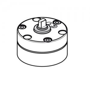 ART. 640299 - Pompa idraulica con distanziale P3 per Centralina idraulica per Drive 700