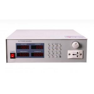 ART. 800245 - AC POWER SOURCE DA 0 A 300Vca - 1KVA - Consegna in 30/60gg