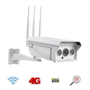 ART. 509075 - Telecamera WiFi 4G 2Mpx Zoom 5X mod. MCB011FHD