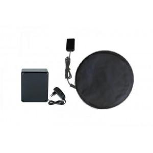 "ART. 120040 - KIT Tappeto Sensibile ""Salvavita"" completo N.C. - Diametro 305mm - mod. MCK6-Plus"