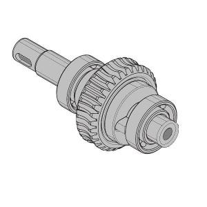 ART. 690309 - Albero di trascinamento completo per MEC 200 Orizzontale