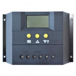 ART. 800614 - Regolatore di Carica per pannello solare 12/24V - 50A