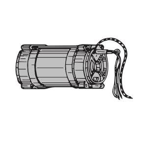 ART. 670385 - Motore elettrico per Combi 740 prima versione