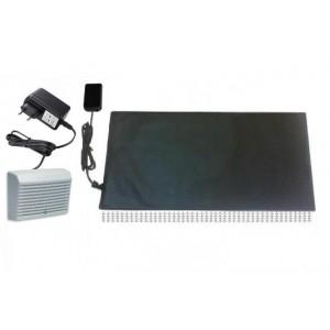 "ART. 120044 - KIT Tappeto Sensibile ""Salvavita"" completo N.A. - Dimensioni 50x35cm - mod. MCK10-Plus"