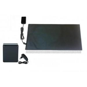 "ART. 120045 - KIT Tappeto Sensibile ""Salvavita"" completo N.A. - Dimensioni 50x35cm - mod. MCK11-Plus"