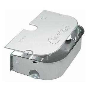 ART. 670455 - Cassaforme in acciaio zincato completa di coperchio in alluminio
