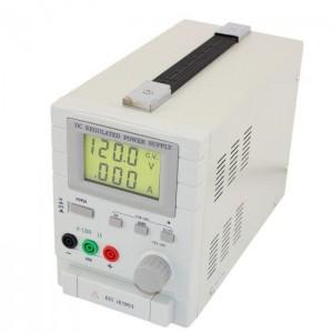 ART. 800264 - Alimentatore Lineare da laboratorio 0-120VDC - 0-1A