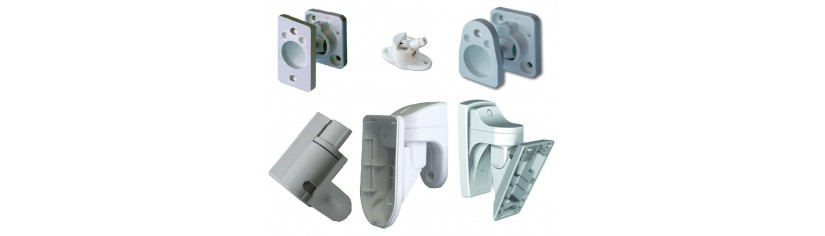 Accessori vari per tutti i rivelatori da noi distribuiti
