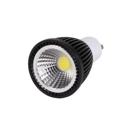Lampada LED 5W GU10 COB - Luce fredda