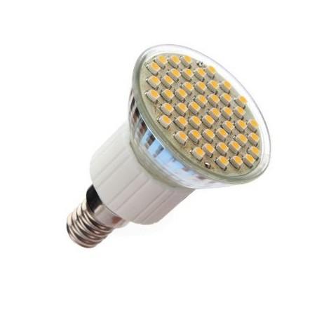 Lampada LED 48 SMD attacco E14