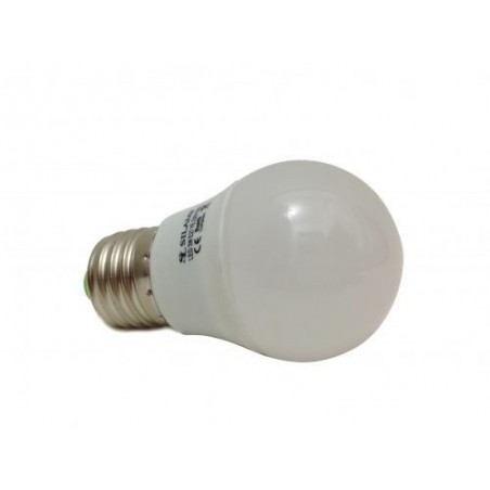 Lampada LED 3W Globo E27 - Luce fredda