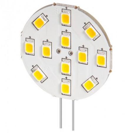 Lampada 12 LED SMD G4 5050 2W
