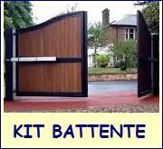 Kit Battente