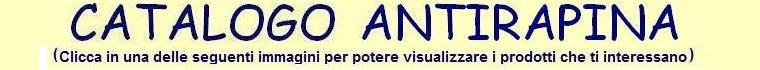 Catalogo Antirapina
