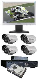 Kit Videoregistrazione digitale