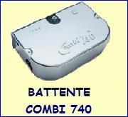 Motori cancelli battente Combi 740