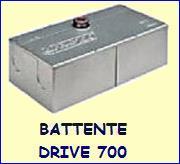 Motori cancelli battente Drive 700