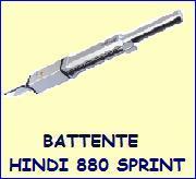 Motori cancelli battente Hindi 880 Sprint