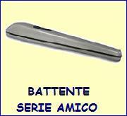 Motori cancelli battente serie AMICO