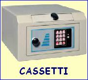 Cassetti antirapina