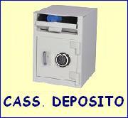 Casseforti da deposito