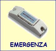 Pulsanti di emergenza